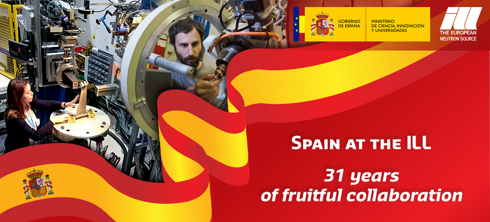 Spain at the ILL: 31 years of fruitful collaboration